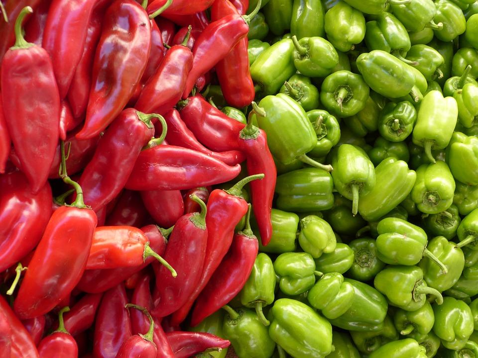 susenje povrca kalcijum manjak paprika prinosi sadnja rane paprike