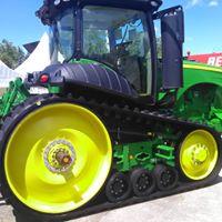 traktori sabijaju krediti rigolovanje spit 14 traktor u zimu mašinski krug expo 2018. traktori kite