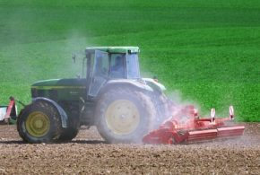 novi traktor traktor na struju