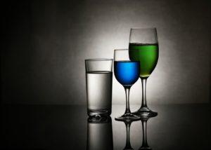 plavo vino